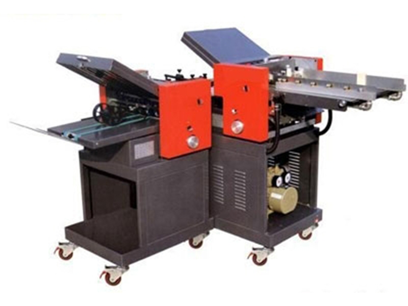 Maker Paper Folding Machine