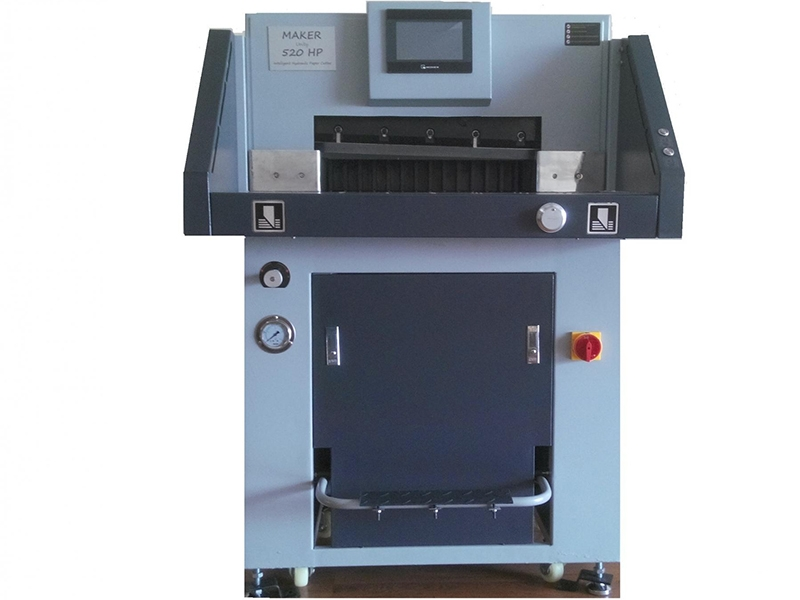 Maker Paper Cutter Machine