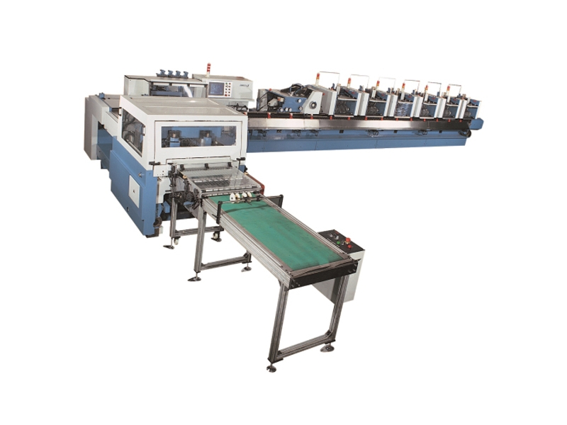 Purlux Nova 12 series Stitcher Machine